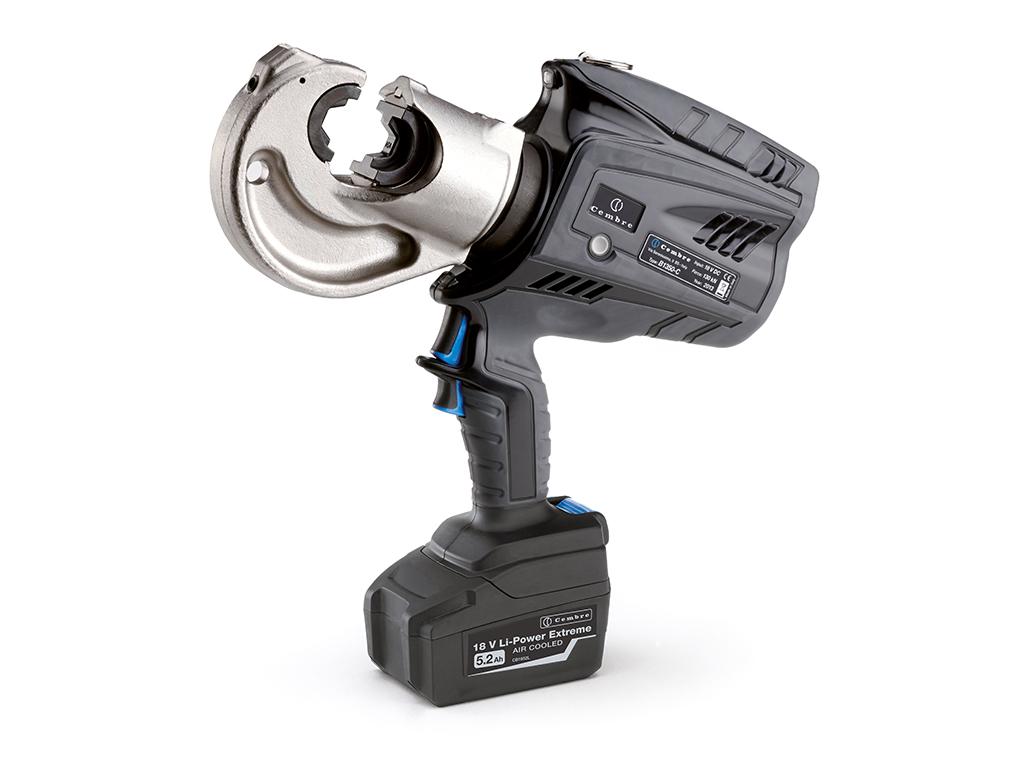 18V Cordless hydraulic crimping tool B1350-CA